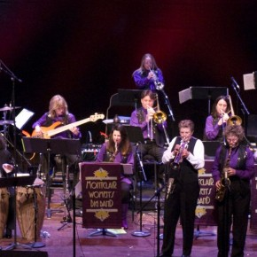 Review: The Montclair Women's Big Band at Yoshi's