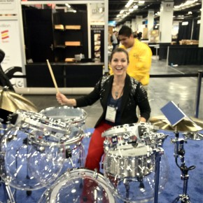 The Relevance of Rhythm: Why Drum? by Robert Wallace