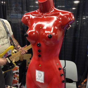 NAMM Wrap-up: Booth Babe Blues