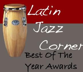We won Latin Jazz Outer Edges Album of the Year!