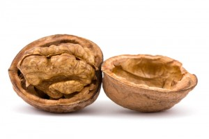 Walnuts are great for you, just not right before you sing