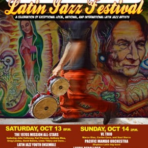 The First Annual Mission Latin Jazz Festival