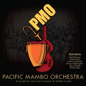 The Pacific Mambo Orchestra CD drops TODAY!
