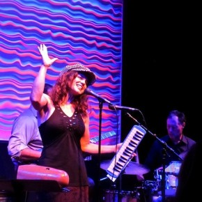 Azucar Quintet featuring Alexa Weber Morales @ Yoshi's Oakland 1/3/12!