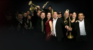 The San Francisco Bay Area's premiere salsa big band!