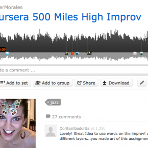 Story Passage interviews Alexa Morales on why musicians shouldn't ignore Soundcloud!