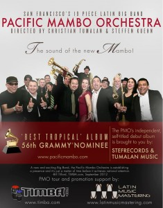 PMO Grammy Nom Poster