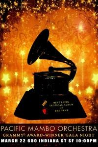 PMO Gala Grammy Celebration