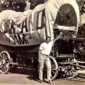 Oakland had covered wagons? Pix from the past for Feather River Camp's 90th Anniversary