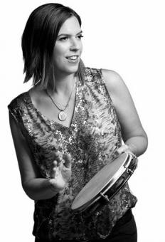 Ami Molinelli, Brazilian percussion