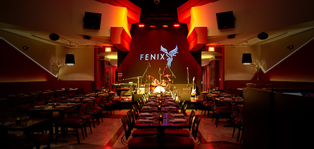 The Fenix Stage in San Rafael, CA