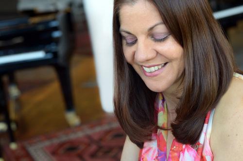 Anne Sajdera, pianist composer