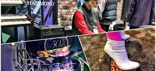 Impressions of NAMM 2017 - Day one
