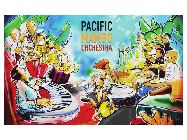 Pacific Mambo Orchestra new album 2017