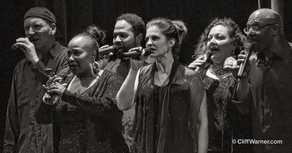 SoVoSo singing Tandy Beal's Joy
