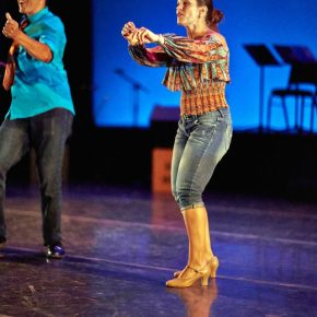 Teaching Intro Latin American rhythms dance class Truckee, Calif. 10:00-Noon on Saturday, August 18th