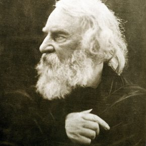 'Never Too Late' by Henry Wadsworth Longfellow