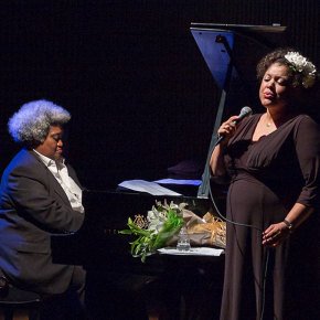 Tonight! Bay Area Jazz Greats Kim Nalley and Tammy Hall in Concert