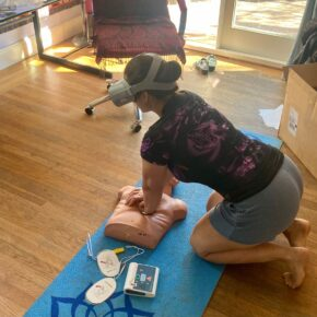 A few points to remember about CPR